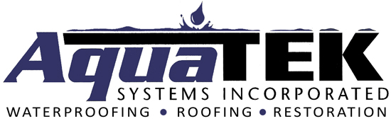 AquaTEK Systems, Inc. - Waterproofing - Roofing - Restoration - Specialty Coatings
